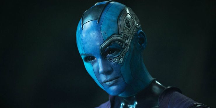 Подтверждено, в каком фильме Marvel появится Небула