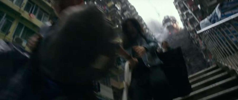 Мехагодзилла замечен в трейлере фильма «Годзилла против Конга»