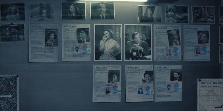 Пасхалка указывает, кто является злодеем в сериале «ВандаВижен»