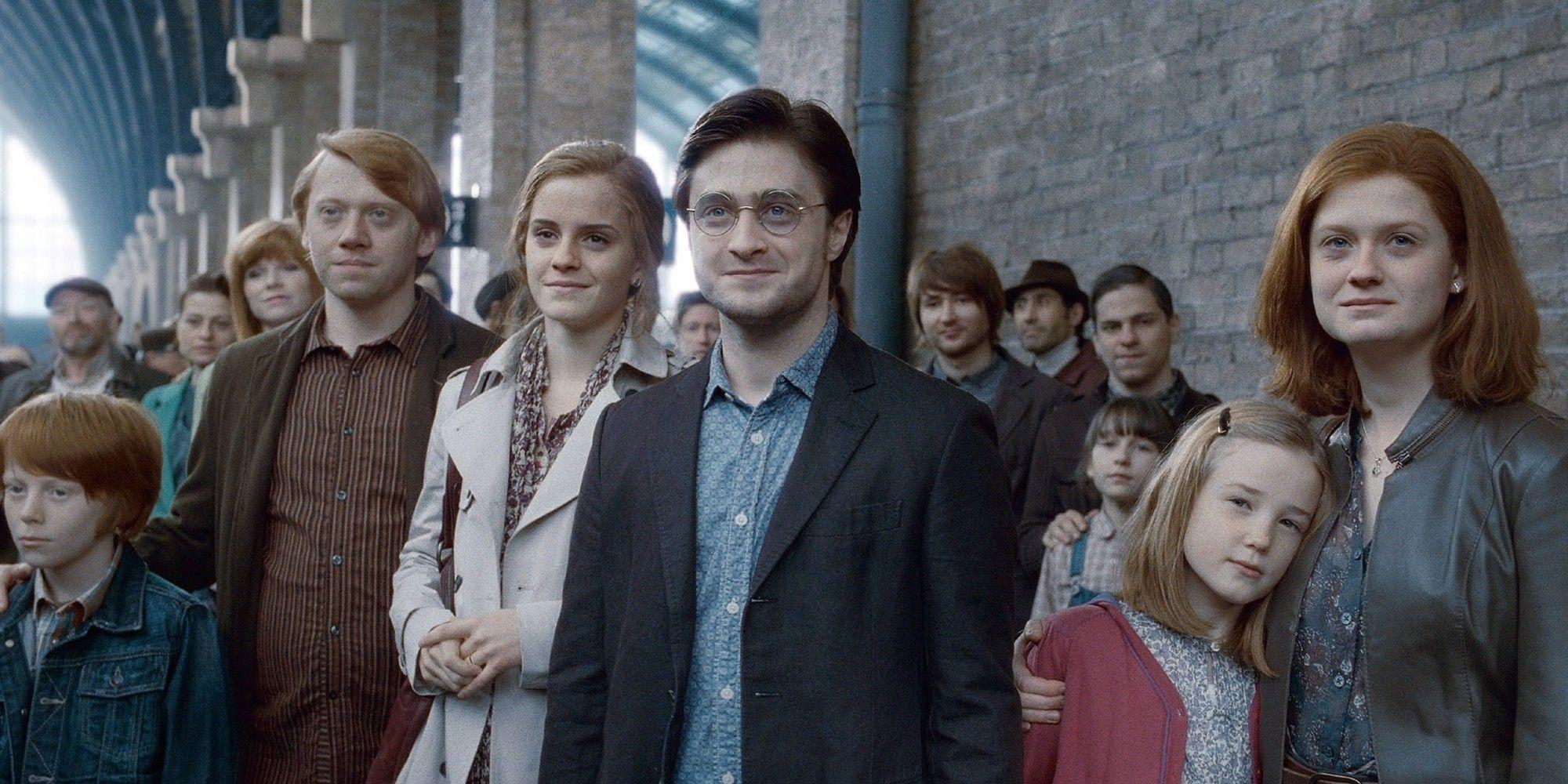 Слух: Дэниэл Рэдклифф вернется в сериале «Гарри Поттер»
