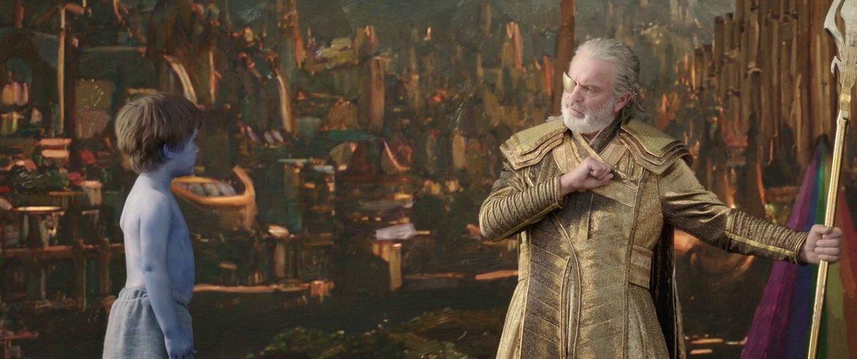 Актер тизерит возвращение забавного персонажа в «Торе 4: Любовь и гром»