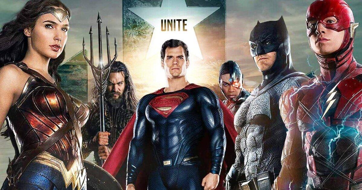 СМИ: раскрыт новый участник Лиги справедливости в киновселенной DC
