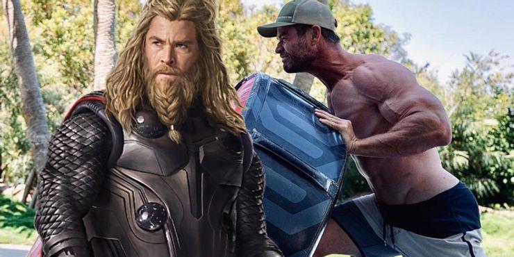 Почему Тор больше не толстый после «Мстителей: Финал»