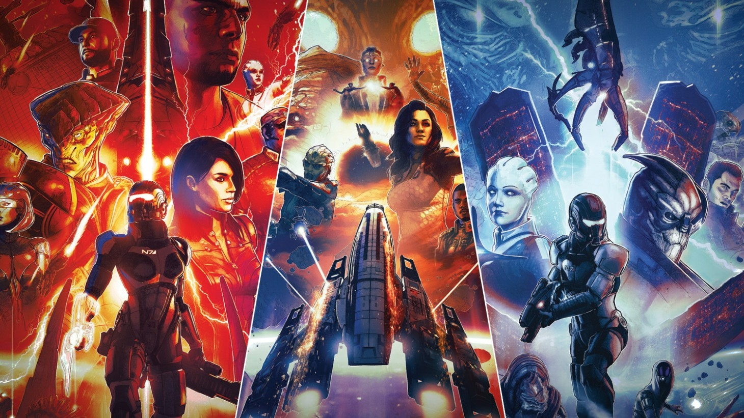 Дата выхода и особенности Mass Effect: Legendary Edition