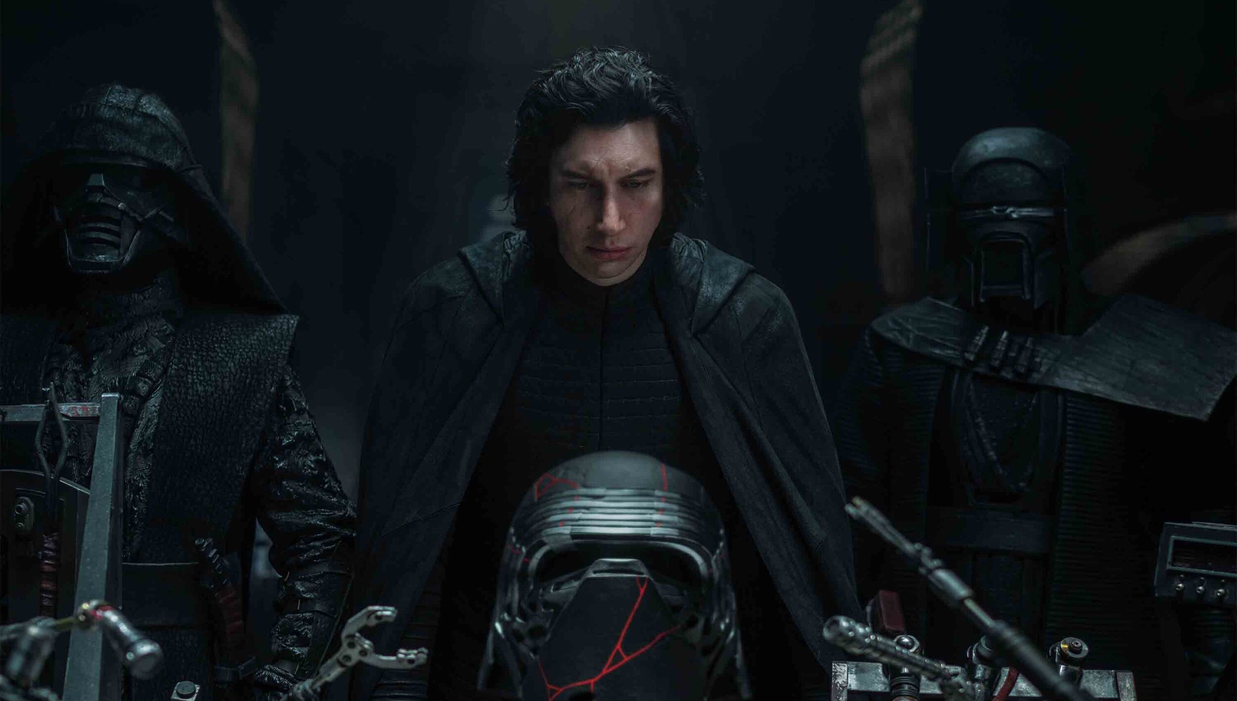 Слух: последняя трилогия «Звездные войны» будет переснята