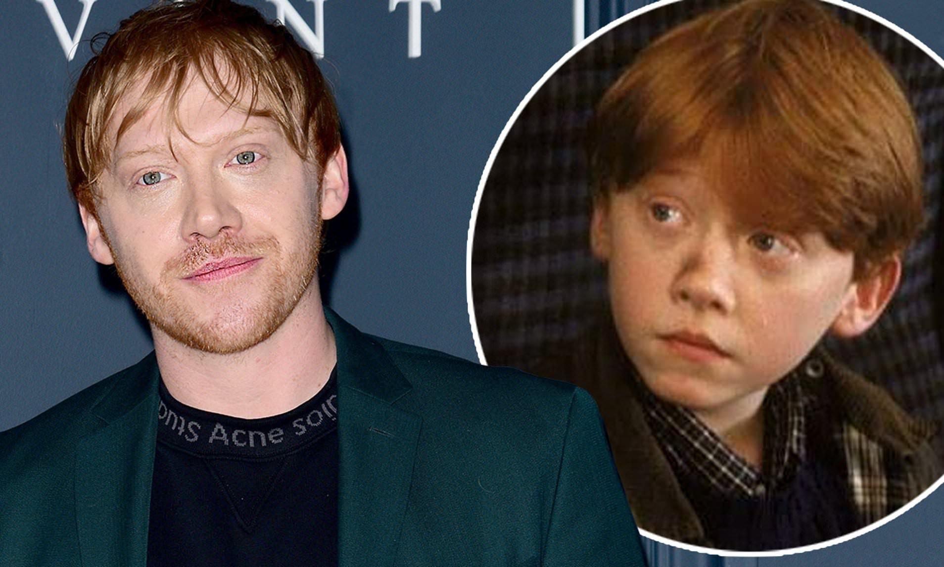 Актер «Гарри Поттера» признался, что смотрел не все фильмы