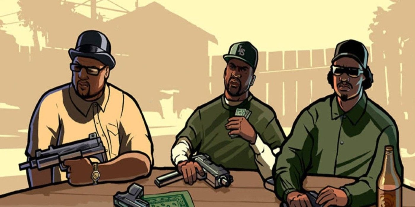 Слух: Rockstar готовят ремейк GTA: San Andreas