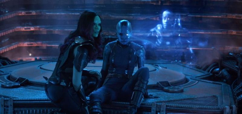 Замечена новая ошибка в «Мстителях: Финал» в костюме героя