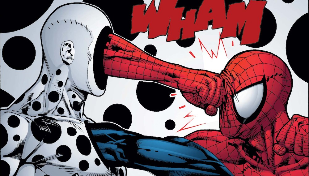 Инсайдер: Пятно выступит главным злодеем «Человека-паука: Через вселенные 2»