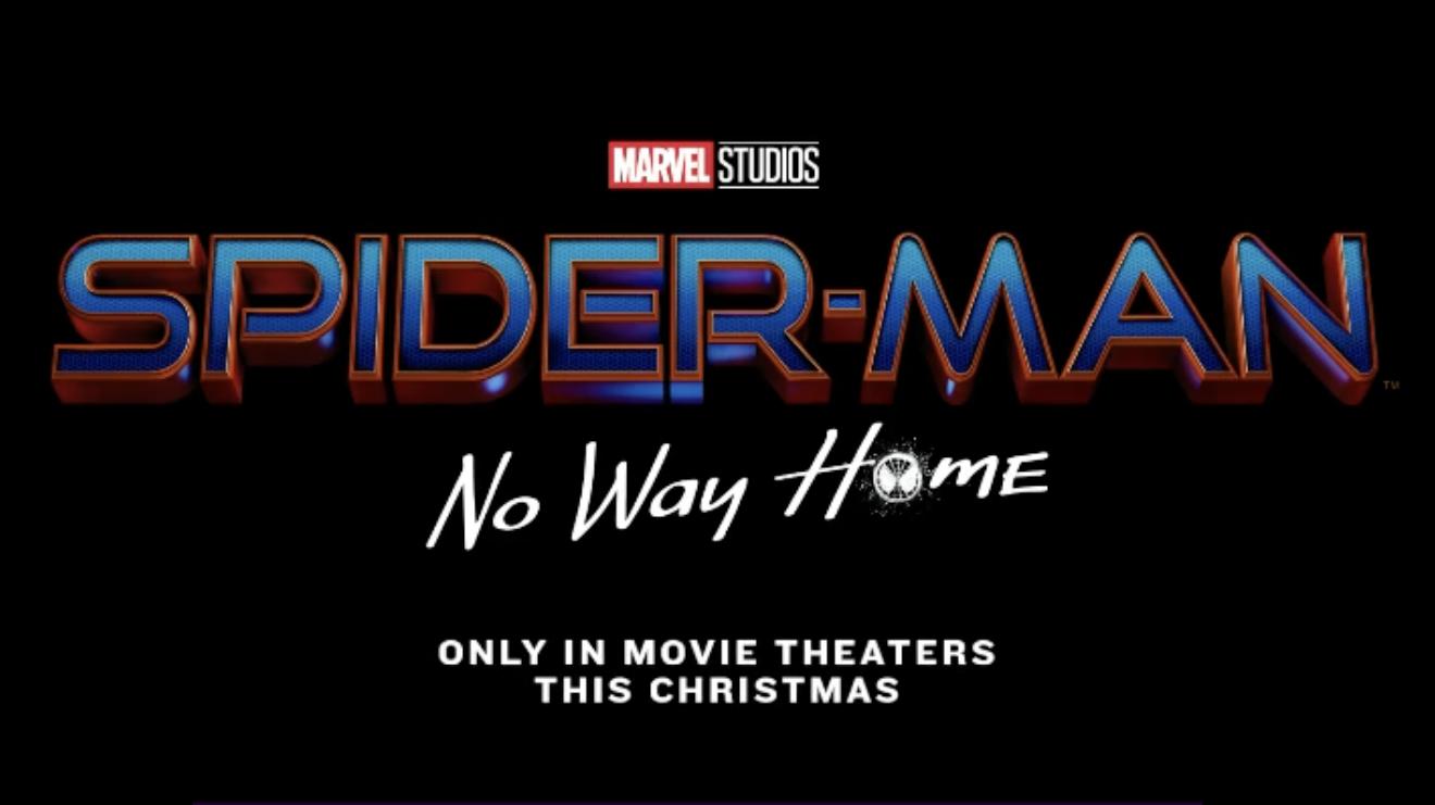«Человек-паук: Нет дороги домой» - логотип и первый ролик триквела