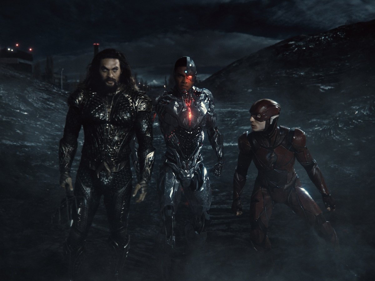 Герои и Степной волк на новых кадрах режиссерской версии «Лиги справедливости»