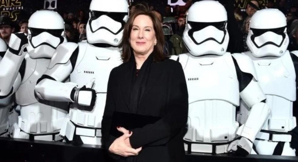 Disney прокомментировали увольнение главы Lucasfilm Кэтлин Кеннеди