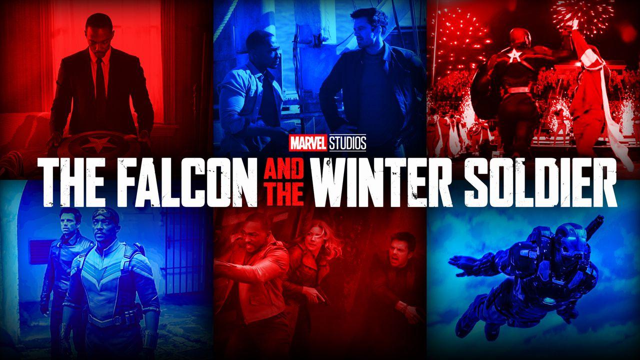 Раскрыт хронометраж всех эпизодов шоу «Сокол и Зимний солдат»