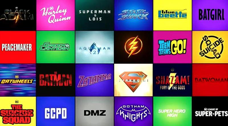 Подтверждены новые фильмы и сериалы DC