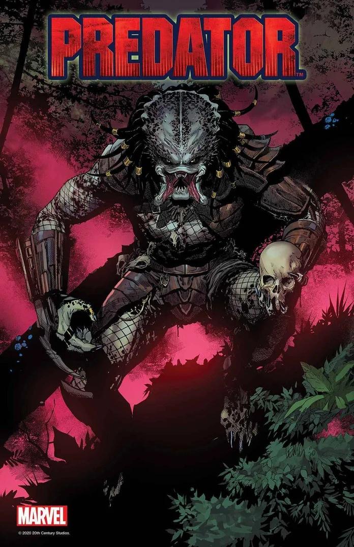 Анонсирован «Хищник» от Marvel
