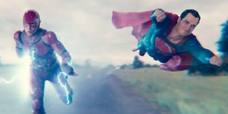 Почему Зак Снайдер вырезал сцену с Суперменом и Флэшем из «Лиги справедливости»