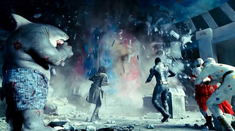 Злодей Лиги справедливости появился в трейлере «Отряда самоубийц»