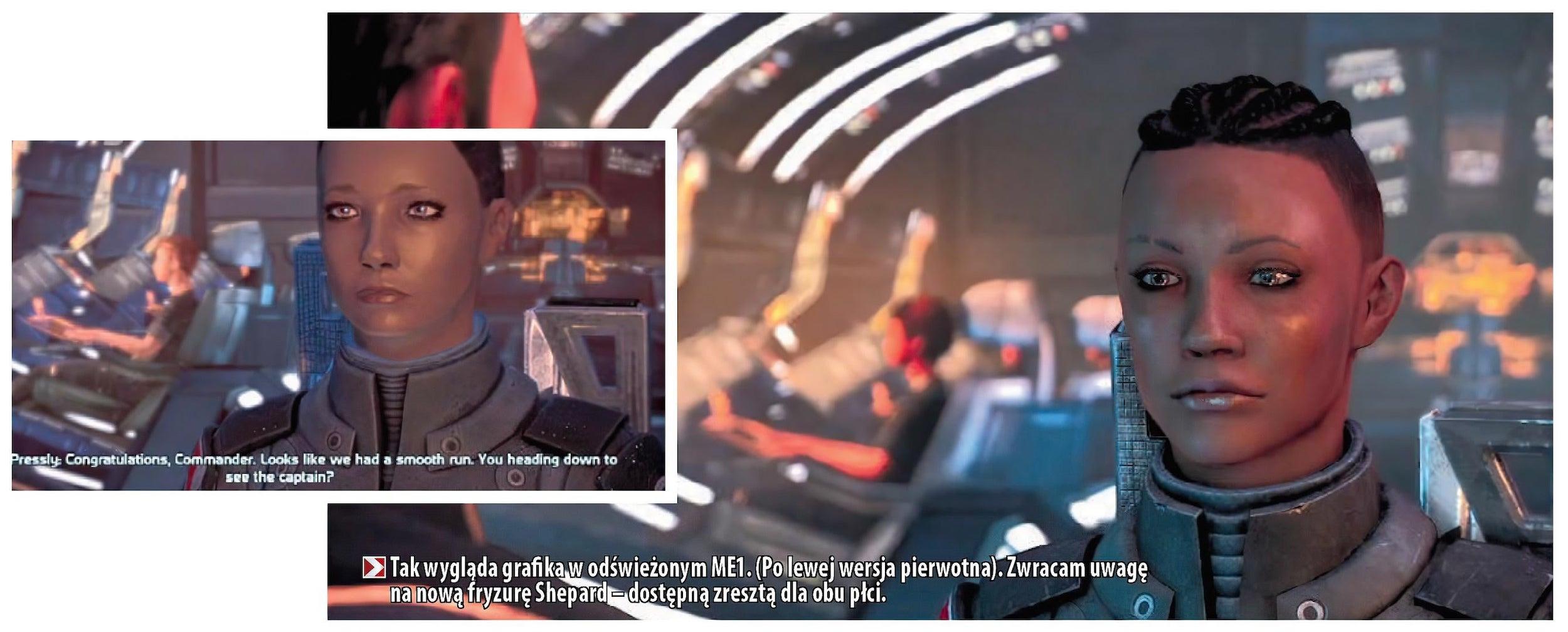 Новый скриншот Mass Effect: Legendary Edition показывает улучшение графики