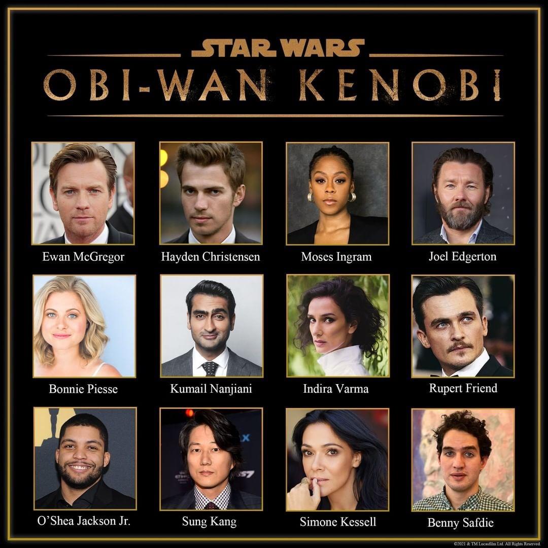 Раскрыто, когда происходят события сериала «Звездные войны: Кеноби»