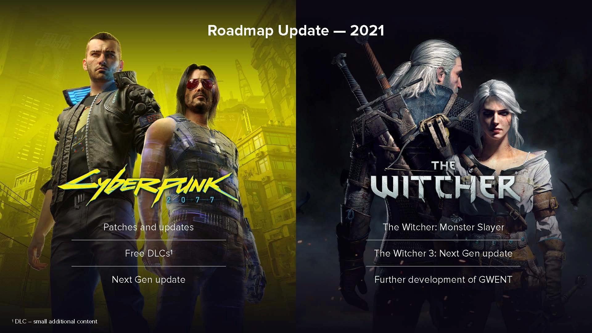 CD Projekt RED подтвердили «Ведьмак 4» и новую игру Cyberpunk
