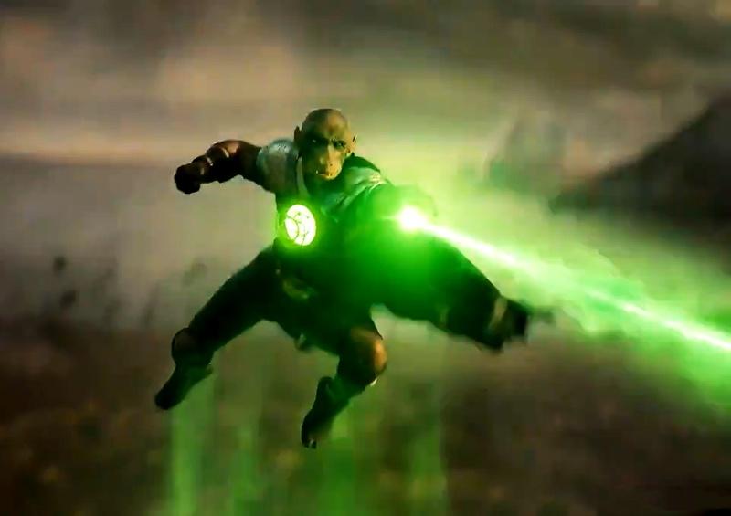 Смерть Зеленого фонаря была изменена для «Лиги справедливости Зака Снайдера»