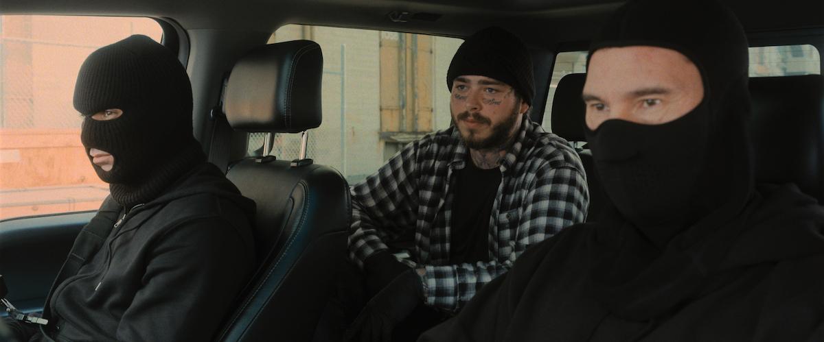 Брутальный Джейсон Стетем на новых кадрах триллера «Гнев человеческий» Гая Ричи