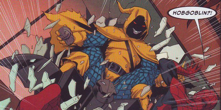 Как Нед Джейкоба Баталона может стать Хобгоблином в «Человеке-пауке 3»