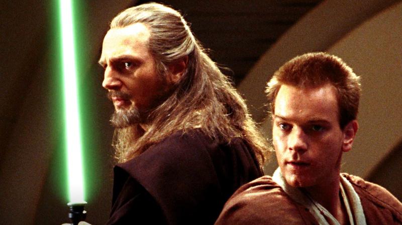 Тизер возвращения Квай-Гон Джинна в «Звездных войнах»