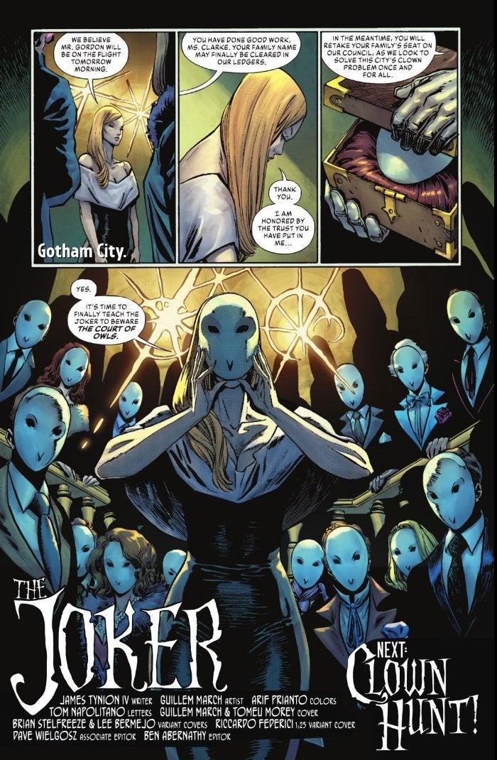 Давние злодеи Бэтмена вернулись во вселенную DC