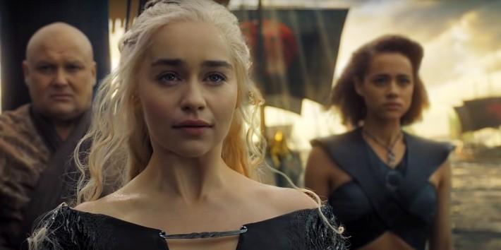 Эмилия Кларк вспомнила о 1 сезоне «Игры престолов»