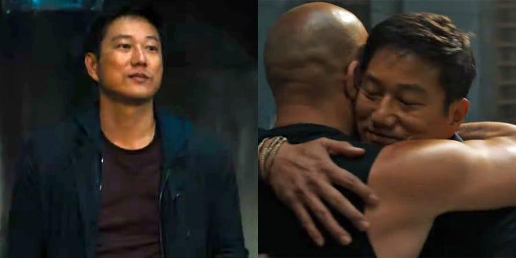 Сон Кан высказался о возвращении Хана в «Форсаже 9»