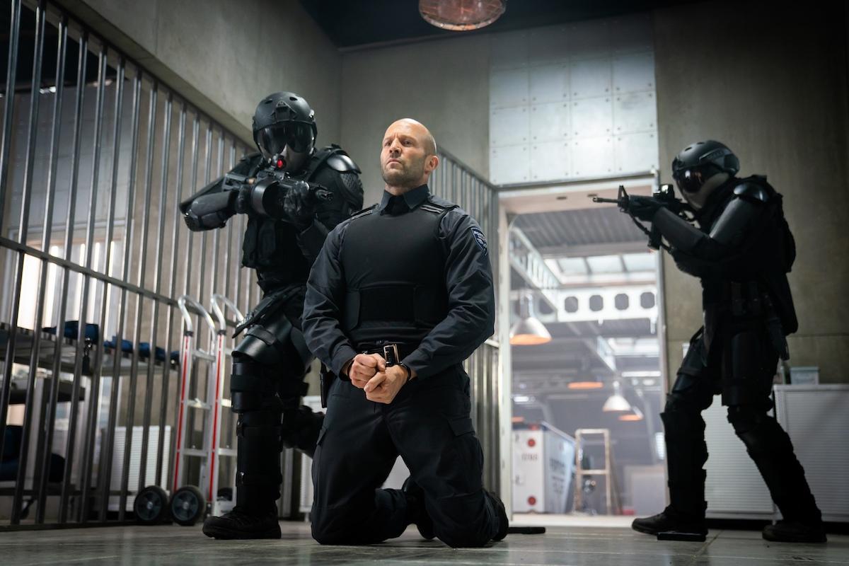 Новый фильм Гая Ричи «Гнев человеческий» можно будет посмотреть в IMAX