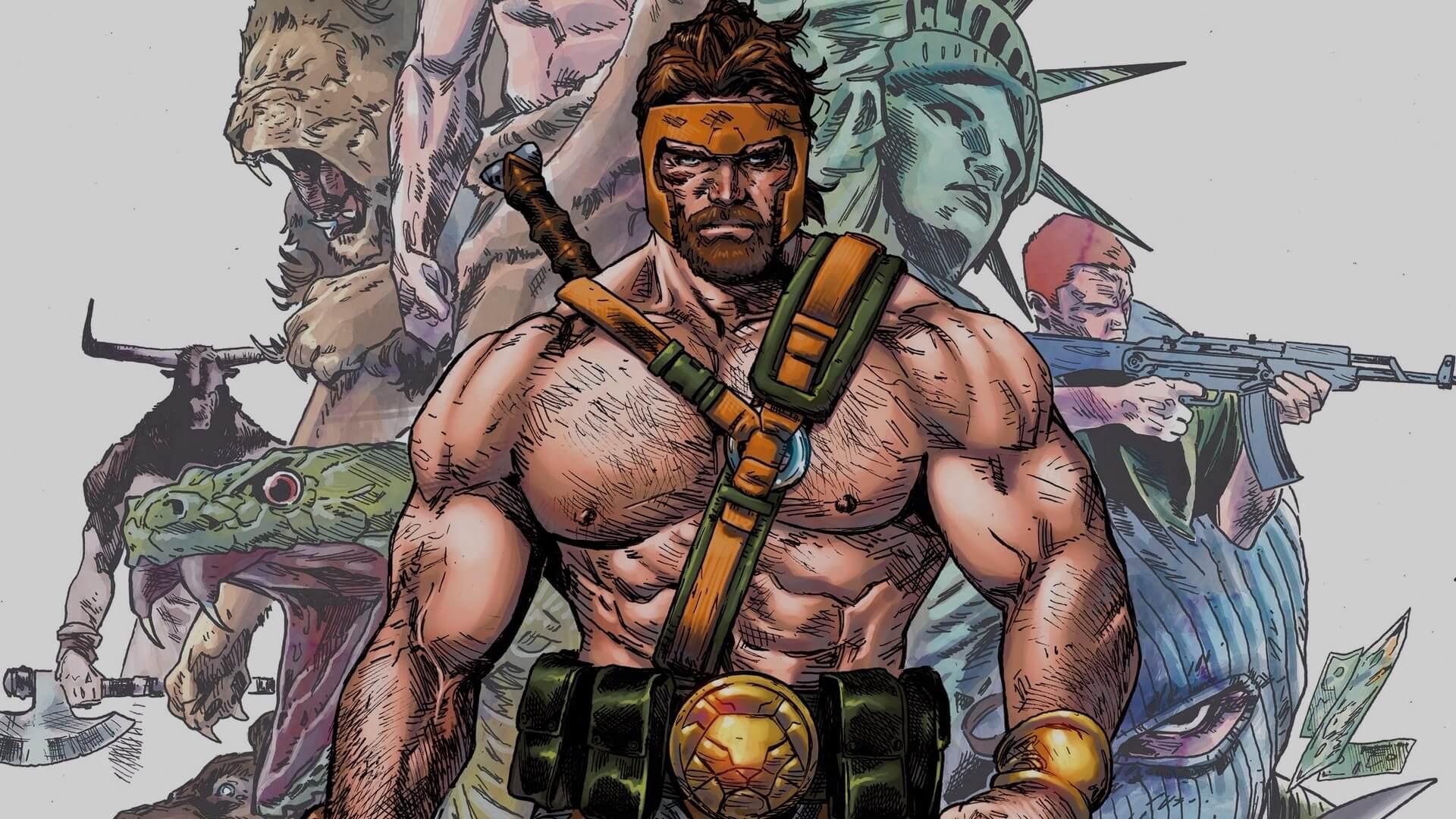 Инсайдер: Геркулес и боги появятся в киновселенной Marvel