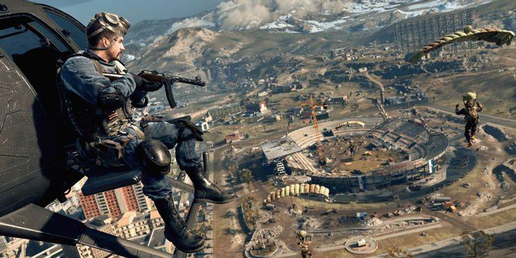 Анонс Call of Duty (2021) отложили из-за CoD: Warzone