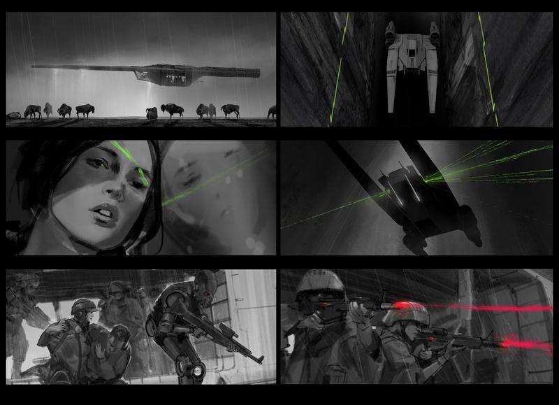 Показаны вырезанные сцены из «Звездных войн: Изгой-один»