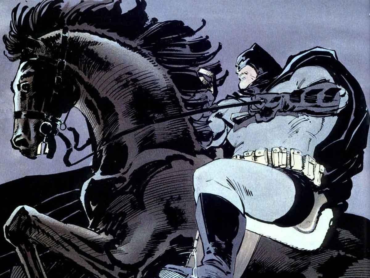 Зак Снайдер назвал любимый костюм Бэтмена