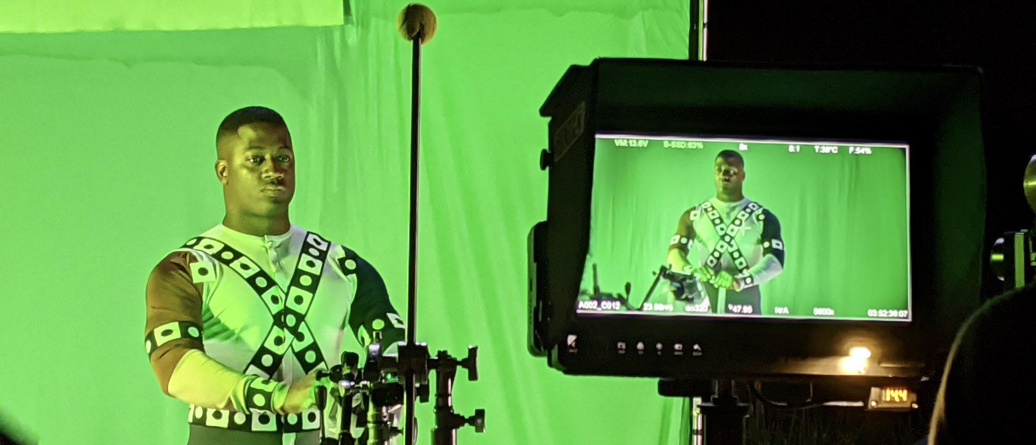 Фото: актер Зеленого фонаря из вырезанной сцены «Лиги справедливости Зака Снайдера»