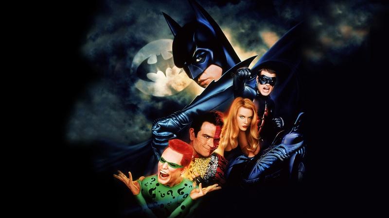 Тизер режиссерской версии фильма «Бэтмен навсегда»