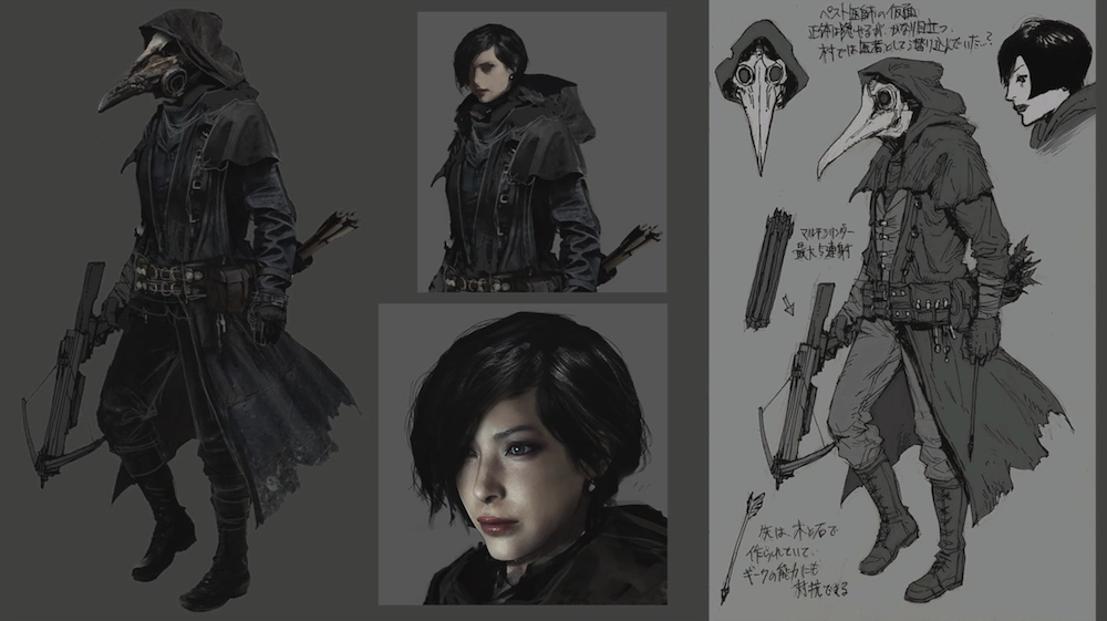 Классического персонажа вырезали из Resident Evil 8 Village