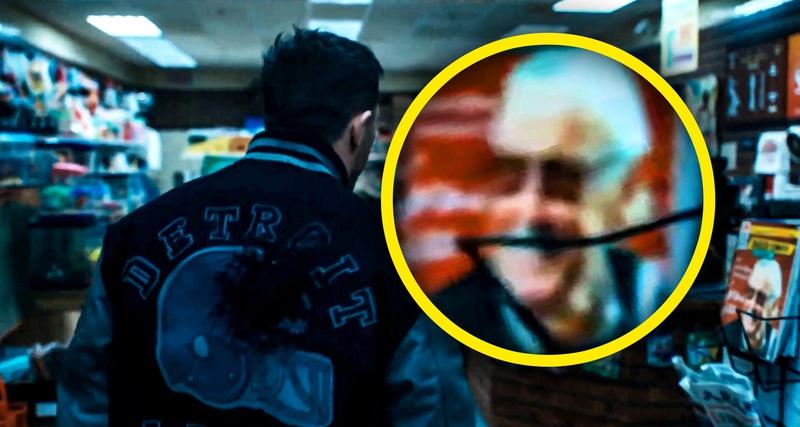 Замечена пасхалка на Стэна Ли в «Веноме 2»