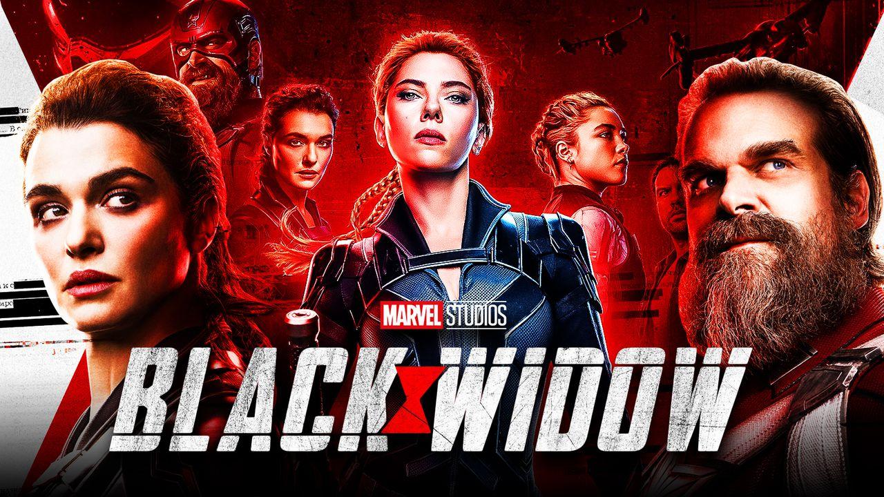 Marvel не трогали фильм «Черная вдова» уже давно