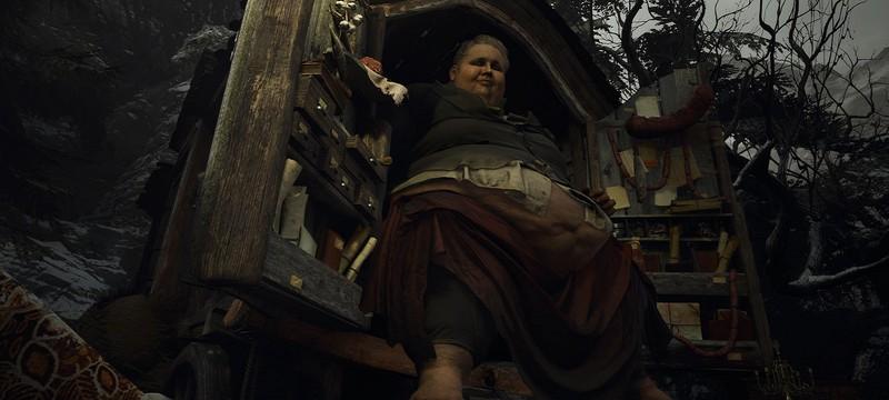 Кто такой Герцог из Resident Evil: Village