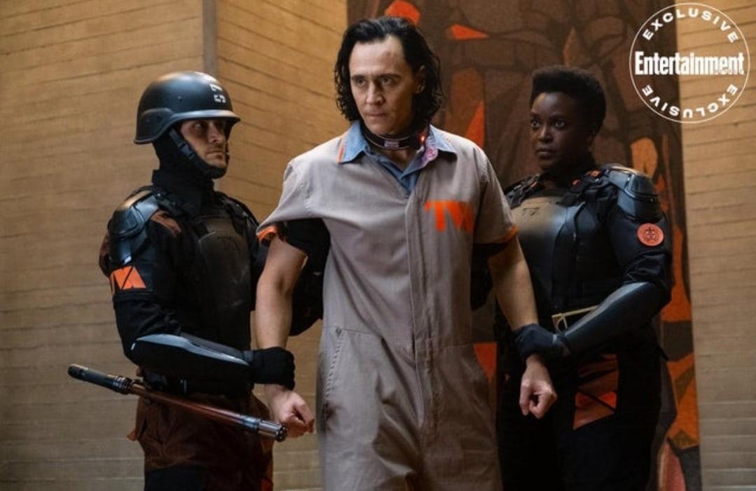 Локи арестовали на новом кадре сериала Marvel