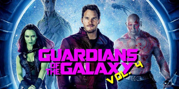 «Стражи галактики 4» могут выйти и без Джеймса Ганна