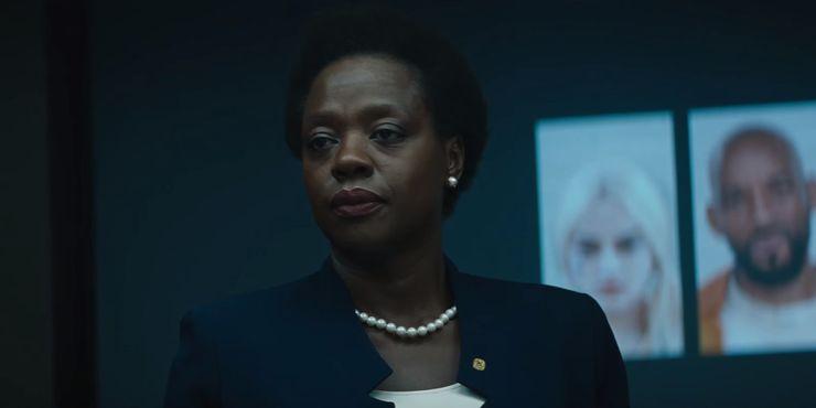 Аманда Уоллер может стать Ником Фьюри в киновселенной DC