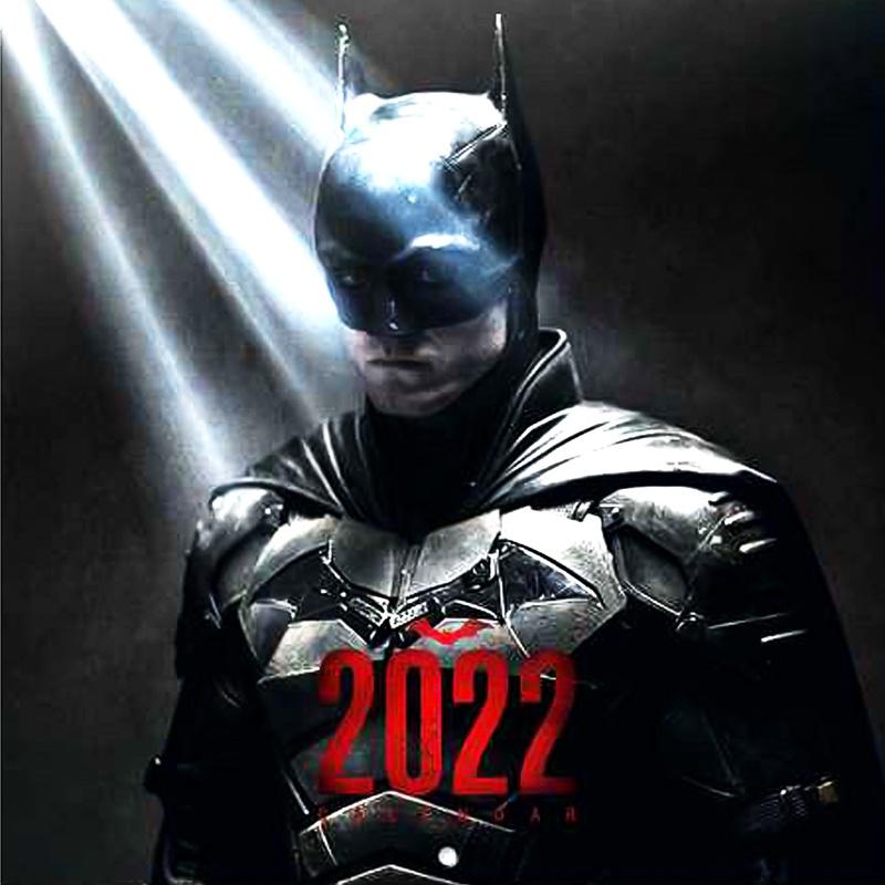Утечка. Новый взгляд на Риддлера и Темного рыцаря из «Бэтмена» с Паттинсоном