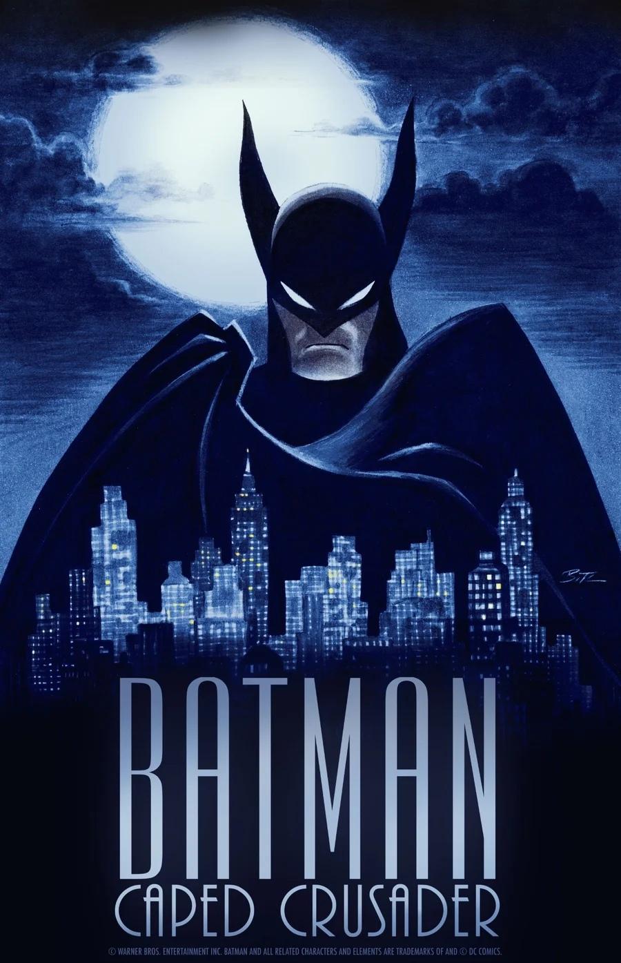 Анонсирован сериал про Бэтмена, который переосмыслит героя DC