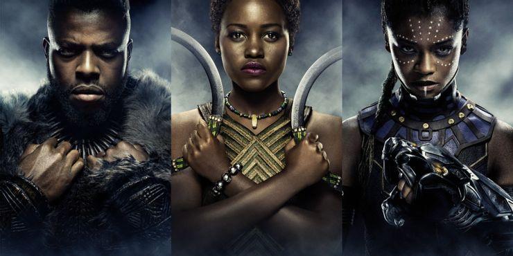 Почему Накия должна стать новой Черной пантерой в киновселенной Marvel