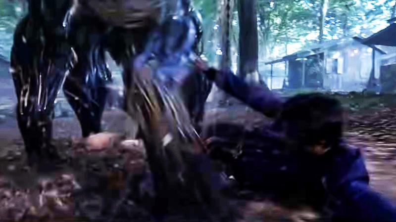 Первый взгляд на злодея фильма «Вечные»