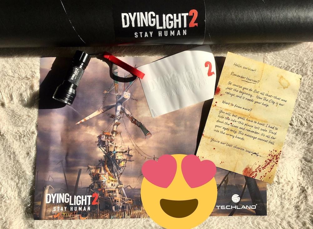 Утечка. Бокс-арт и полное название Dying Light 2